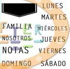 Días de la semana - Latina Crafter