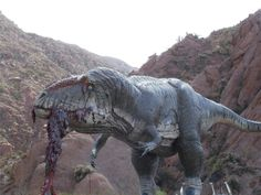 dinosaur t rex Carcharodontosaurus Dinosaur Park, Dinosaur Fossils, Prehistoric Dinosaurs, Prehistoric Creatures, Reptiles, Mammals, Jurrassic Park, Dinosaur Images, Jurassic Park World