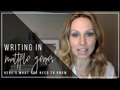 Thinking of Writing in Multiple Genres? (Here's What You Need to Know) Need To Know, Writer, Author, This Or That Questions, Videos, Tips, Promotion, Platform, Book