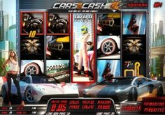 The Cars & Cash slot game