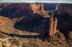 Canyon de Chelly, Arizona - shared with pixbuf.com #wildwest #arizona #canyon #nature #landscape