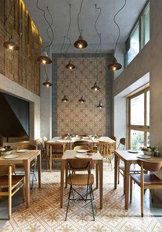 Trattoria Capanna, Athens | We Heart; Lifestyle & Design Magazine