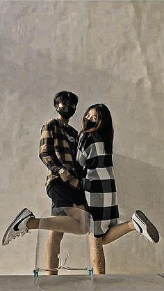 Boy And Girl Best Friends, Guy Friends, Best Friends Aesthetic, Couple Aesthetic, Cute Relationship Goals, Cute Relationships, Korean Couple, Korean Girl, Grunge Couple