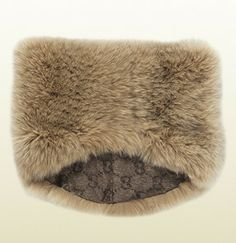 Fox Fur Ring Scarf on shopstyle.com