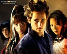 Writer Ben Ramsey offers a heartfelt apology for Dragonball Evolution, admitting he wasn't a fan of the franchise before coming aboard. Dragonball Evolution, Cinema, General Hospital, Dbz, I Movie, Dragon Ball, Writer, Hollywood, Guys