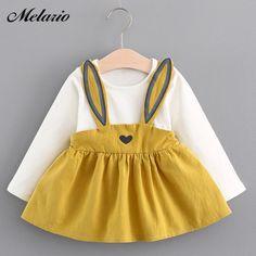 Baby Outfits Newborn, Baby Girl Newborn, Toddler Girl Dresses, Girls Dresses, Casual Dresses, Baby Dresses, Cotton Dresses, Baby Princess Dress, Polyester Material