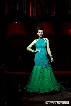 Rex Nicdao's Model: Hussayna