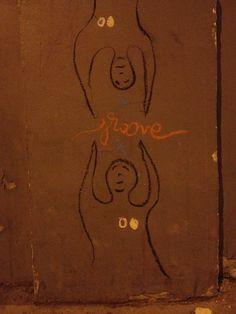 Street art by Groove