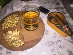 Romeo y julieta & Chivas Regal