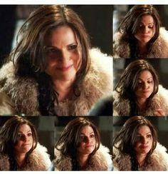 Lana Parrilla. Regina Mills, cutest cute to ever cute