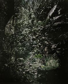 Ubitinga, 2009, Inkjet on paper, 27 x 33 cm