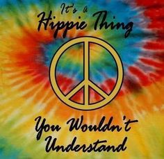 Hippies are Cool