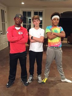 Hanging out with friends Mattyb
