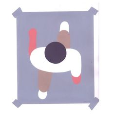 "Geoff McFetridge Drawings from ""MEDITALLUCINATION"" @ V1 Gallery, Copenhagen: Screen shot 2014-03-20 at 11.21.28 AM.png"