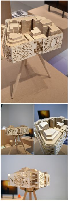 Pomerium  'Athens Northwest Passage', draftworks*architects 2012, Venice Biennale