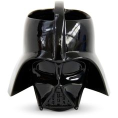 Jay Franco Darth Vader Star Wars Toothbrush Holder (78 RON) ❤ liked on Polyvore featuring home, bed & bath, bath, bath accessories, multi and resin bath accessories