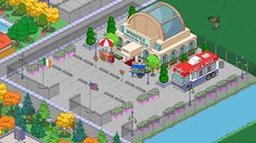 Springfield Simpsons, Springfield Tapped Out, The Simpsons Game, Convention Centre, Marvel, Photography, Fandom, Women's Fashion, Beauty