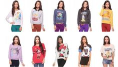Forever21 Character Sweaters | LUUUX