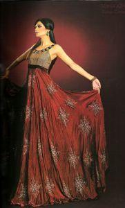 pakistani designer dresses,pakistani boutique designer outfits,shahid afridi widiyaan widyan anarkali