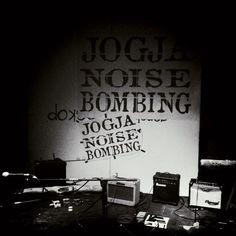 Menikmati Kebisingan di Festival Jogja Noise Bombing 2016