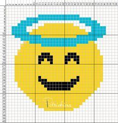 232 Best Emoji Images Cross Stitch Cross Stitch Patterns