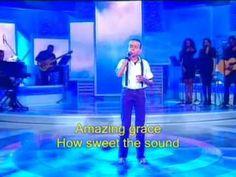 Jotta A. sings Amazing Grace <3
