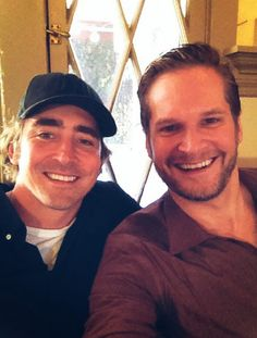 Lee and Bryan Fuller