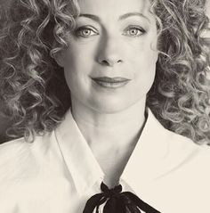 Alex Kingston - one of the most gorgeous women EVER.