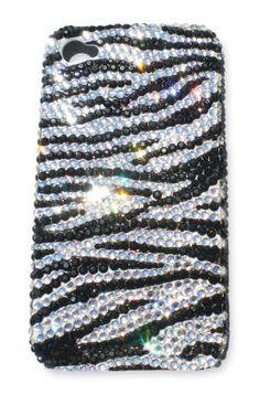 Zebra Cell Case