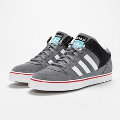 Adidas Culver Mid Sneakers Tech Grey/Running White/Black