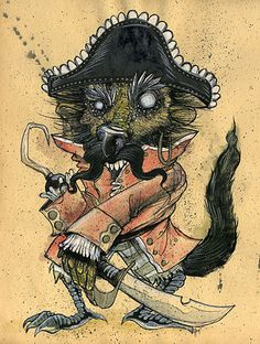 pirate rat fink?