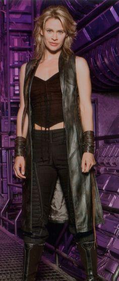 Andromeda - Beka Valentine, Captain Of The Eureka Maru.