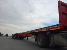 Alura Trailer - Extendable Flatbed Trailers