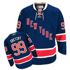 St. Louis Blues Wayne Gretzky 99 Blue Authentic Jersey Sale