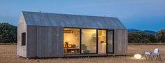 Jaloersmakend mooi duurzaam, prefab huis in 1 dag te bouwen | Duurzaam thuis