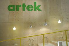 artek at milan furniture fair 2012