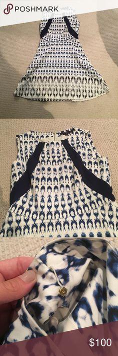 Rachel Roy dress Rachel Roy dress - super cute - size 4 - excellent condition - has clips to keep bra straps hidden (shown in 3rd picture) Rachel Roy Dresses