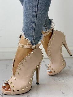 eb079634ab2f9 8 Best My shoes images in 2015 | High heel pumps, Ankle Boots, Boots