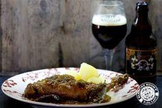 Marijke kookt: Konijn met pruimen en Préaris Quadrupel! Foodparing with Beer