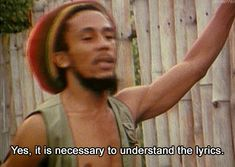 dream7790:  Reggae music is always there now but the thing that...