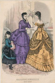 Magasin des Demoiselles 1869