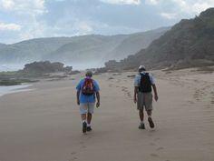 Walking the Great Ocean Walk at Johanna