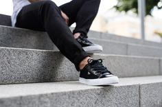 Shop The Latest Designer Collections From Creative Recreation. Check Out Our Range of Footwear, Hoodies & More. London Street, Designer Collection, Campaign, Footwear, Fall, Creative, Shopping, Shoes, Black