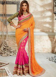 Surpassing Traditional Saree For Wedding  For More Information WhatsApp 7202080091 Or Visit www.SareeBe.com #red #designer #kurti #fashionista #makeup #UK #outfitoftheday #women-fashion #model #indian #saree #ramadanmubarak #ethnic #picoftheday #cool #summer-style #streetstyle #beauty #styles #rakshabandhan #rakshabandhangift