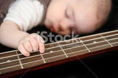 newborn and guitar photo - Google Search