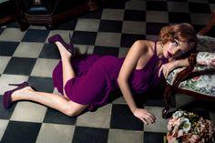 Una calzatura unica in grado di esprimere eleganza e raffinatezza con un tocco di sensualità... #FashionShoes #elegance #sensuality