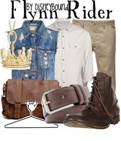 """""""Flynn Rider"""" by lalakay on Polyvore"""