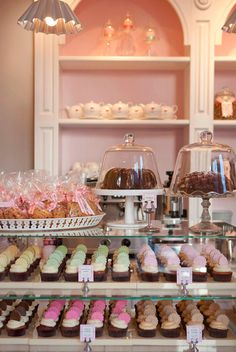 What my bakery will look like one day! :)