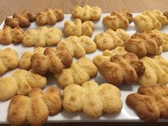 PC Rezepte Plätzchen Pampered Chef, Dutch Recipes, Cooking Recipes, Sausages, German, Low Carb, Cookies, Desserts, Ground Beef Recipes