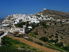 Η Σίκινος είναι ιδανικός προορισμός για όσους θέλουν να περάσουν ήρεμες και χαλαρωτικές διακοπές. Greece Travel, Greek Islands, Google, Greek Isles, Greece Vacation